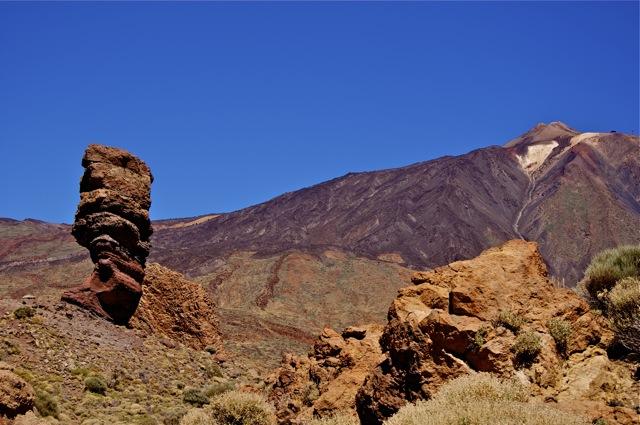 E Teide Volcano